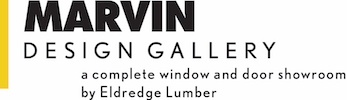 Marvin Design Gallery by Eldredge Lumber logo