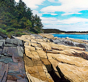 James Linehan, Big Schoodic