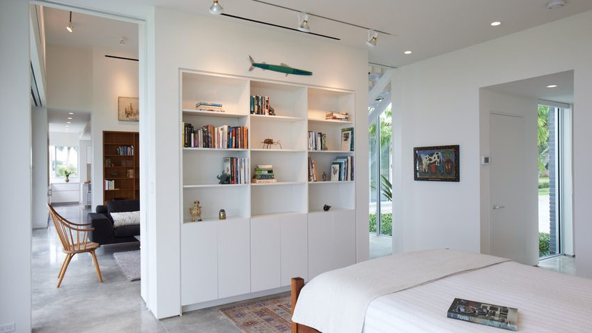 How To Separate Space In An Open Floor Plan Maine Homes By Down East