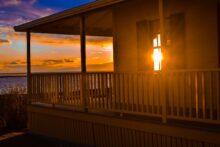 Sunset in Kennebunk