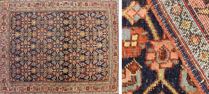 Choosing The Right Area Rug Maine Homes By Down East