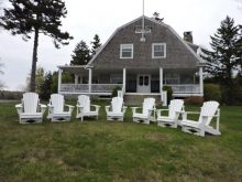 Harpswell Front Porch