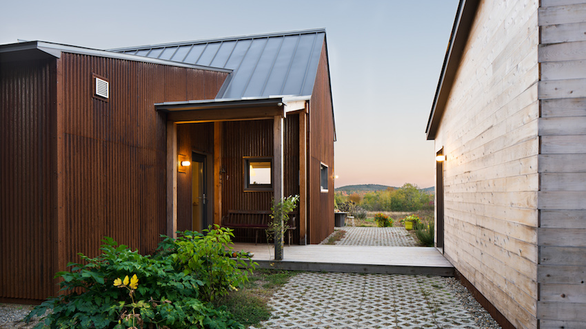 Passive House residence