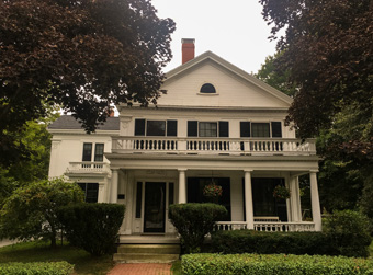 Historic Greek Revival Home