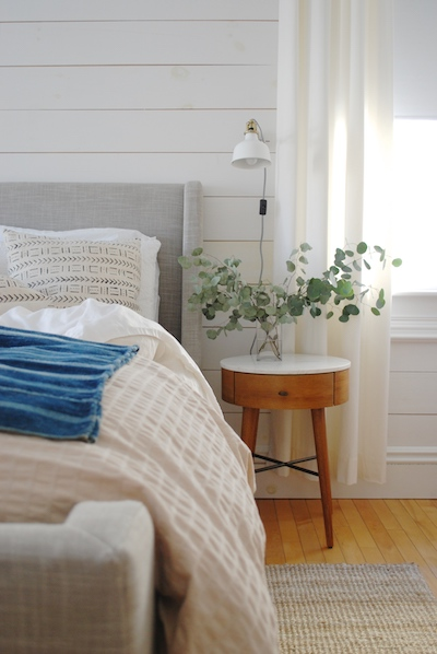 Modern Maine Bedroom