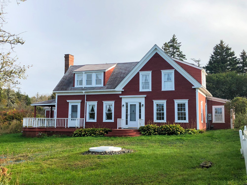 Monhegan House