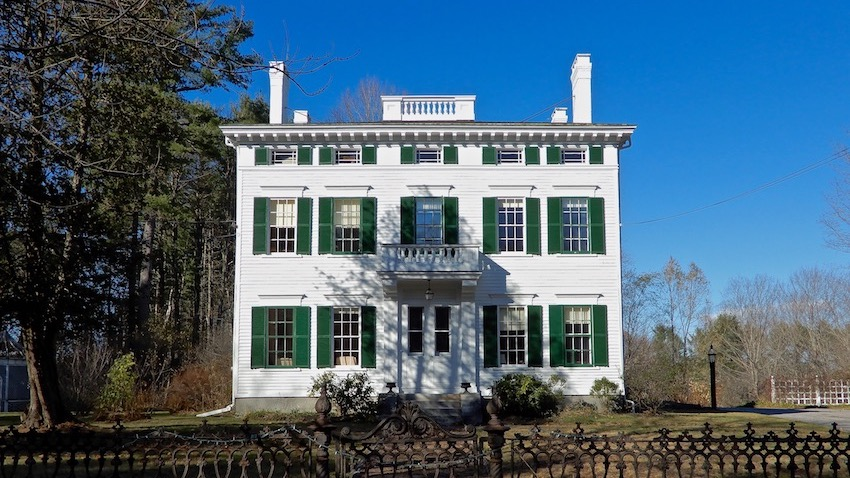 Captain Reuben Merrill House