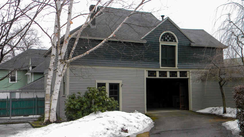 Brunswick carriage barn