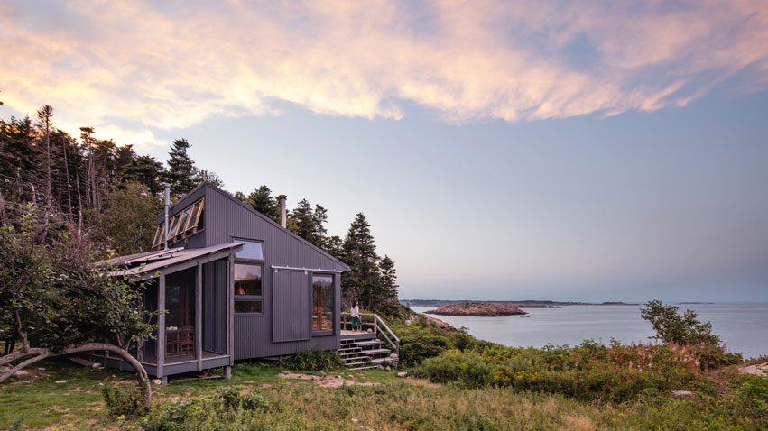 Awesome So You Want To Live In A Tiny House Maine Homes Home Interior And Landscaping Palasignezvosmurscom