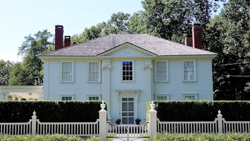 Lady Pepperrell House
