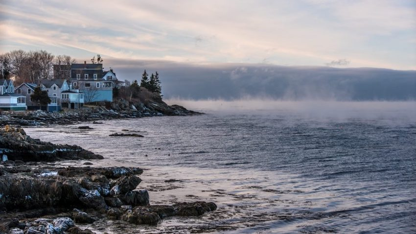 Boothbay cottages