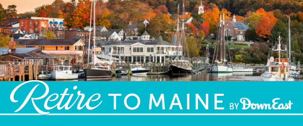 Retire to Maine