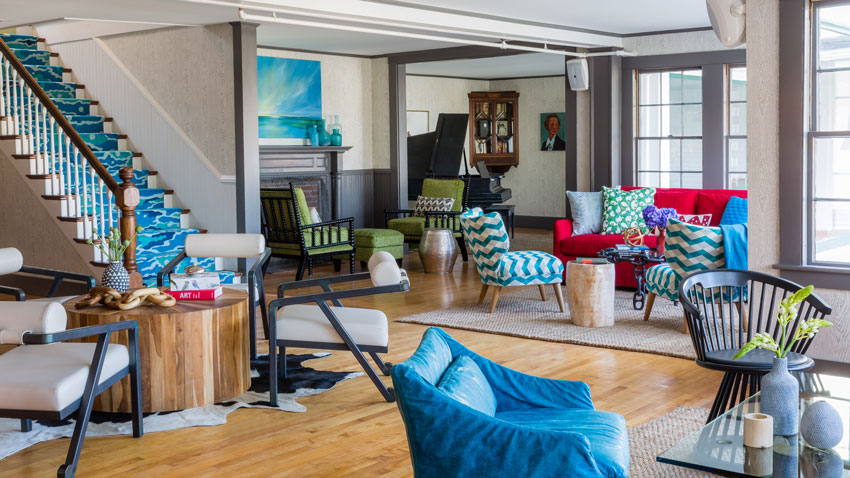 interior design digs for design lovers maine homes