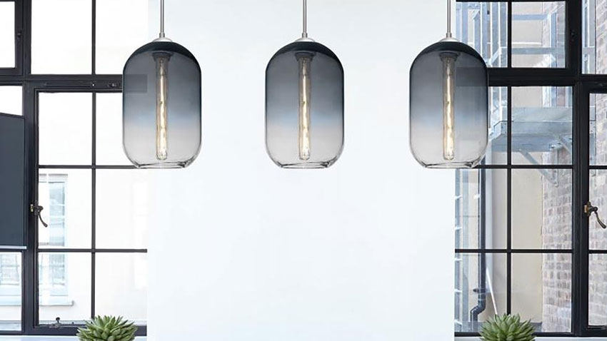 Besa pendant light