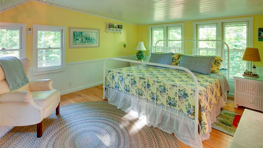 Cranberry Harbor farmhouse bedroom