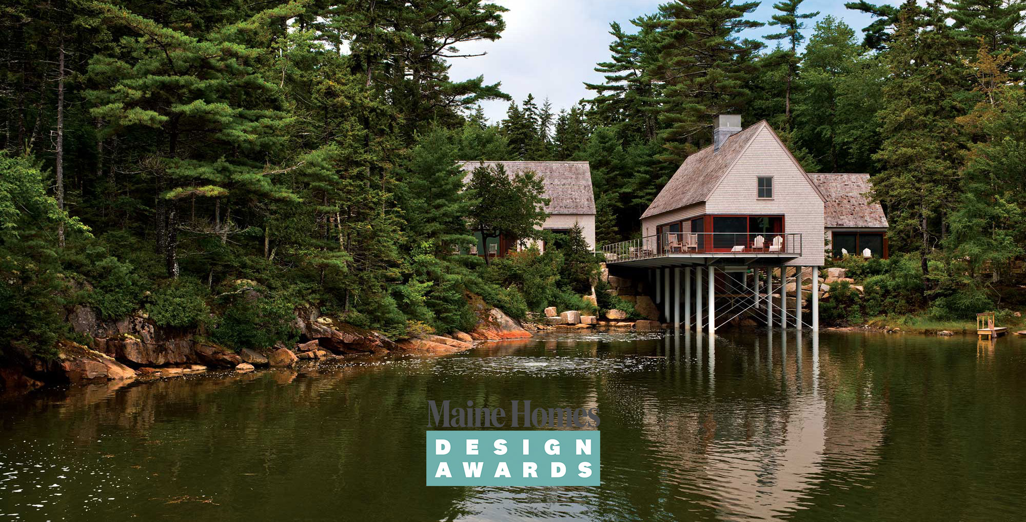 Maine Homes Design Awards Maine Homes By Down East