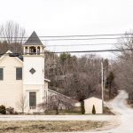 renovated church for sale in Edgecomb, Maine