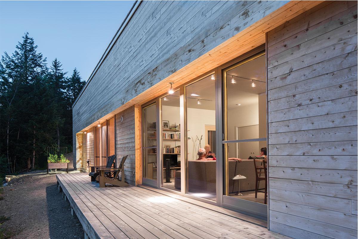 Maine Custom Prefab Homes - Maine Goes Prefab - 6 Homes We Love