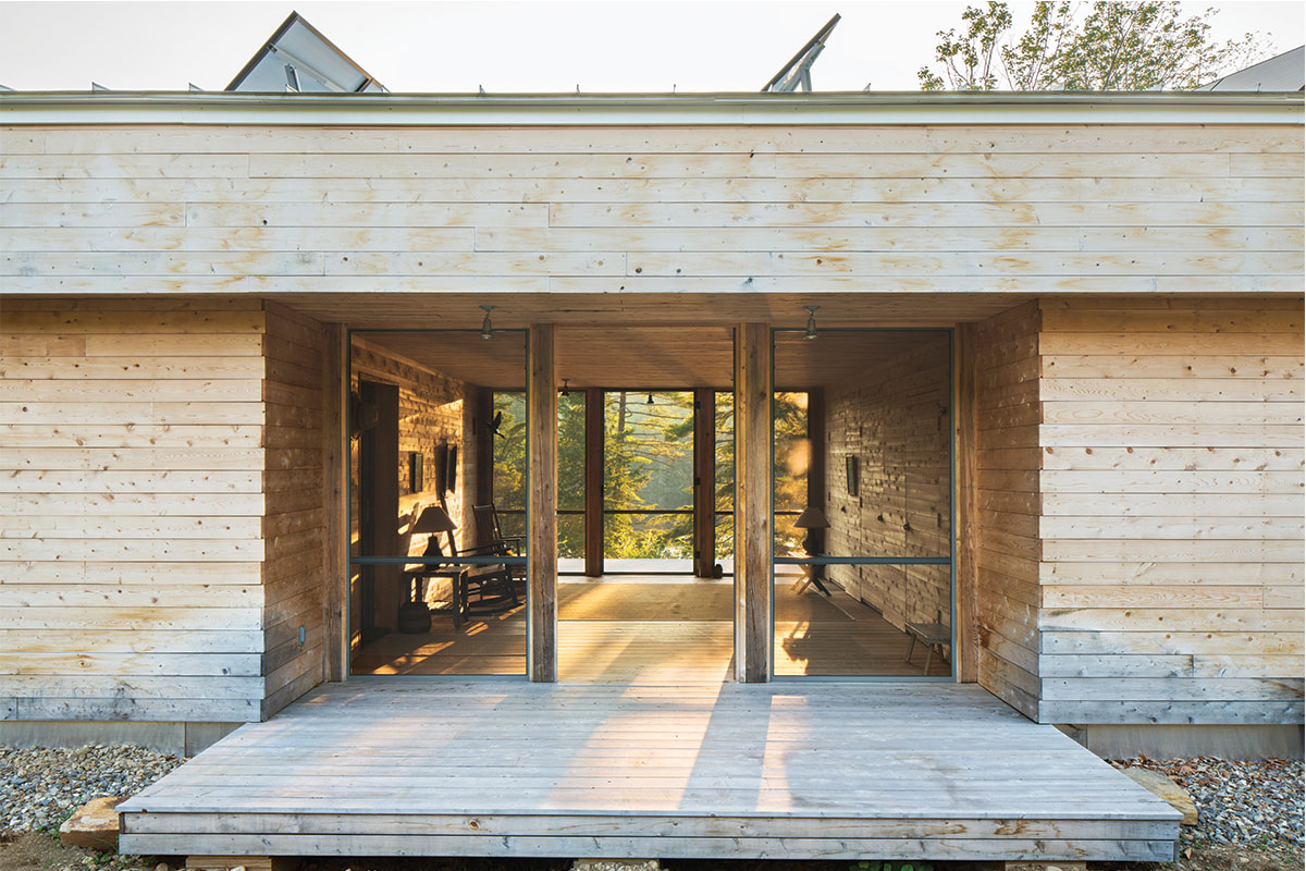 Maine Custom Prefab Homes - Maine Goes Prefab - 6 Homes We Love