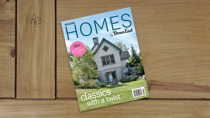 Maine Real Estate - Introducing Maine Homes by Down East