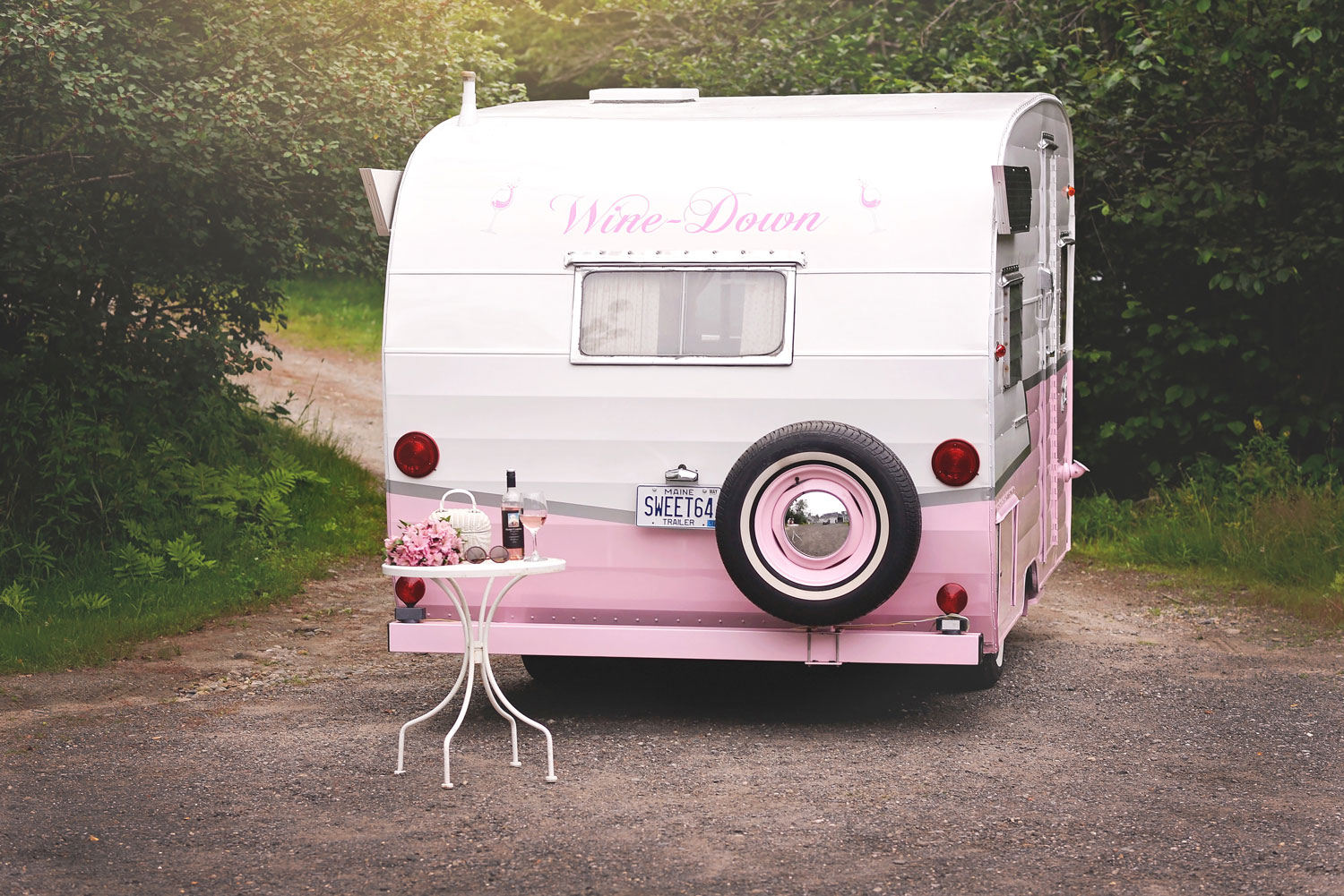 Vintage Camper Jamboree - Joy Ride | Maine Homes by Downeast