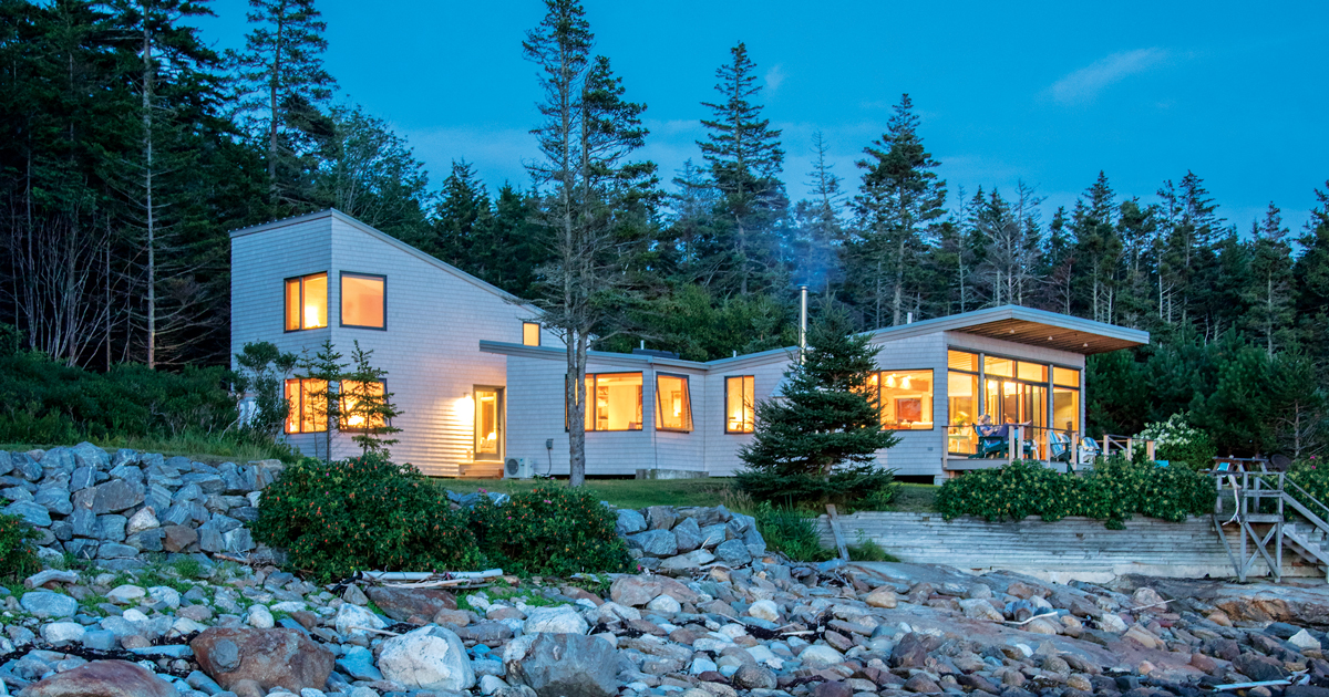 Pemaquid Cottage