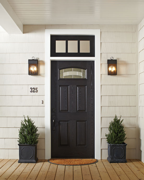 Transitional Curb Appeal