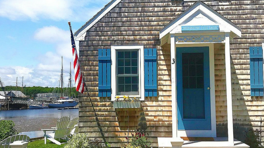 Minnow Cottage Kennebunkport