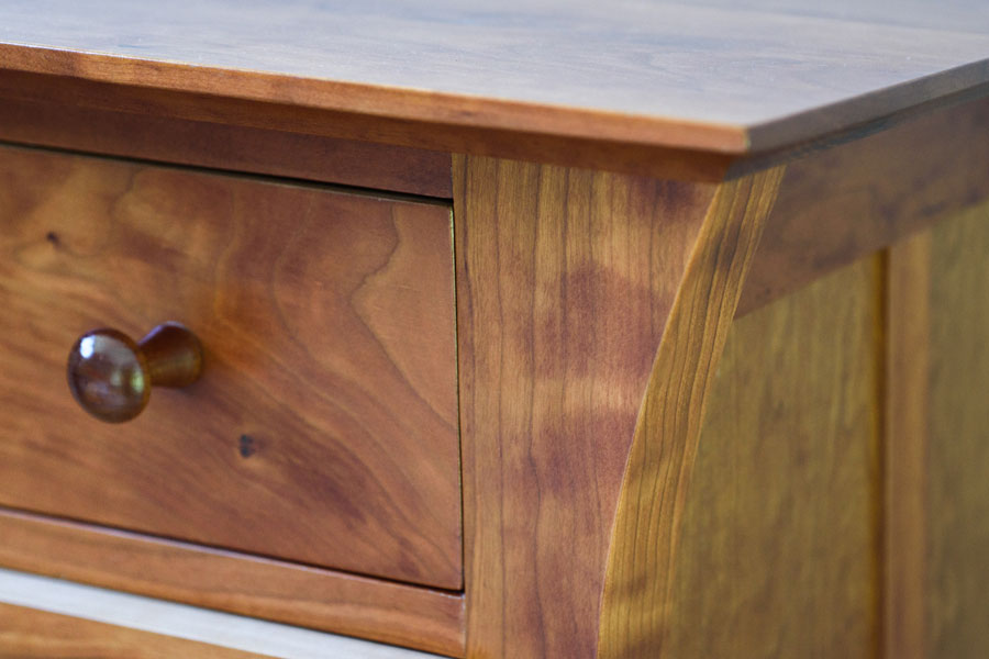 handcrafted Maine furniture by Huston & Company