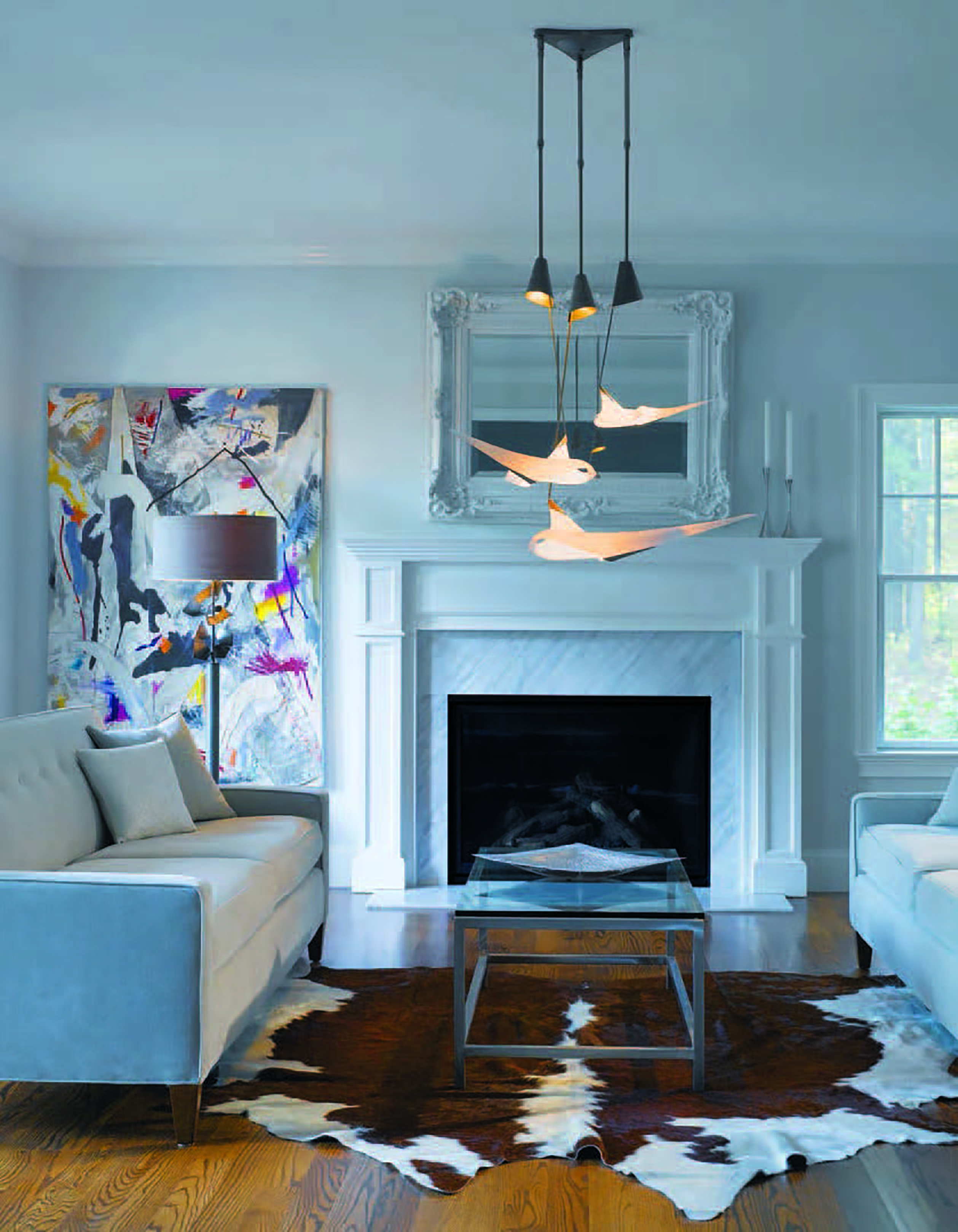 Hubbardton Forge Icarus Pendant Fogg Lighting