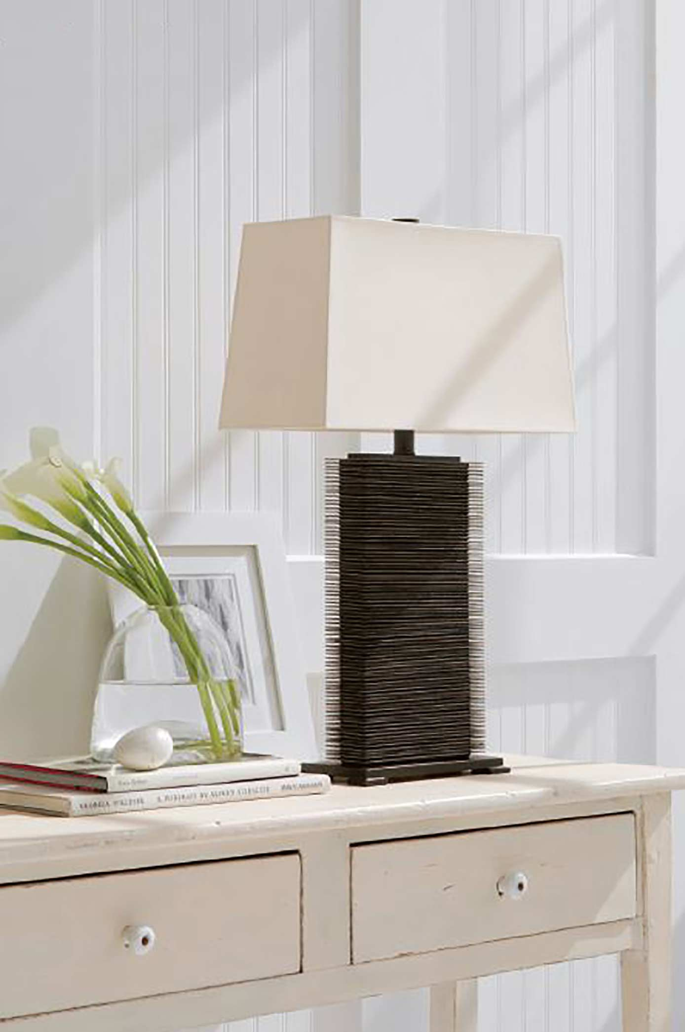 Visual Comfort Convector Table Lamp Fogg Lighting