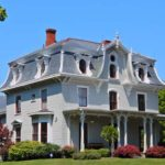 Captain William McGilvery House in Searsport Maine