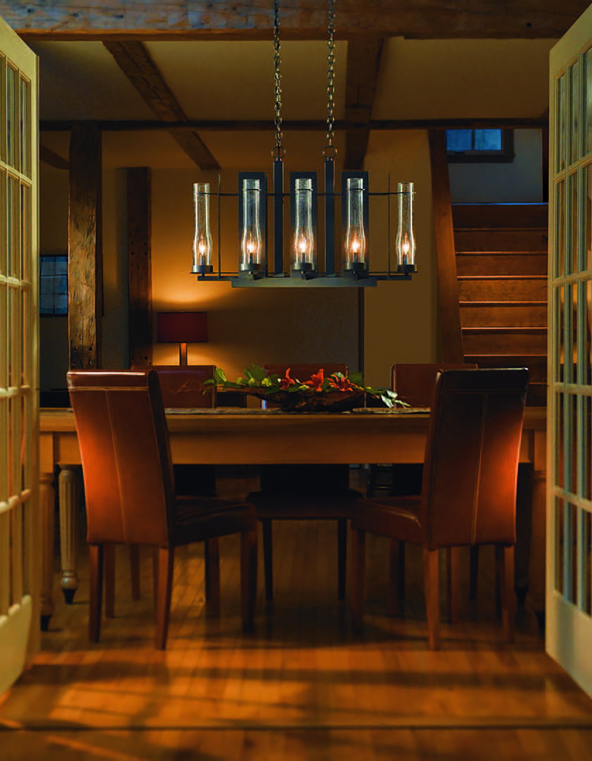 Fogg Lighting, Hubbardton Forge New Town