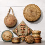 tribal baskets