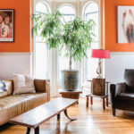 house tour of historic home in Portland's West End