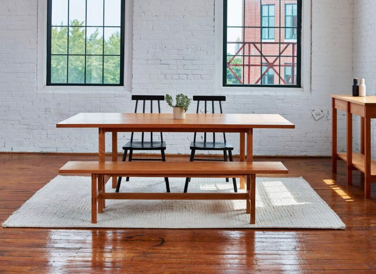 Union Table, Union Bench, Union Sideboard