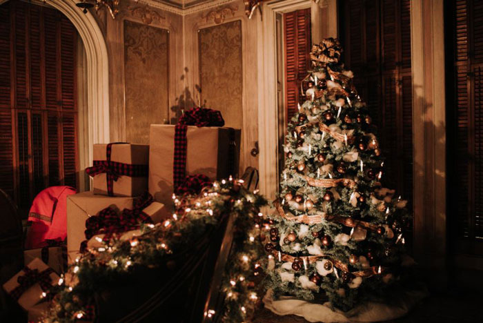 Victoria Mansion Christmas