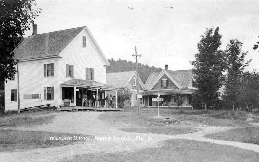 North Lovell Store