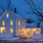 Renovated Greek Revival in Camden, Maine