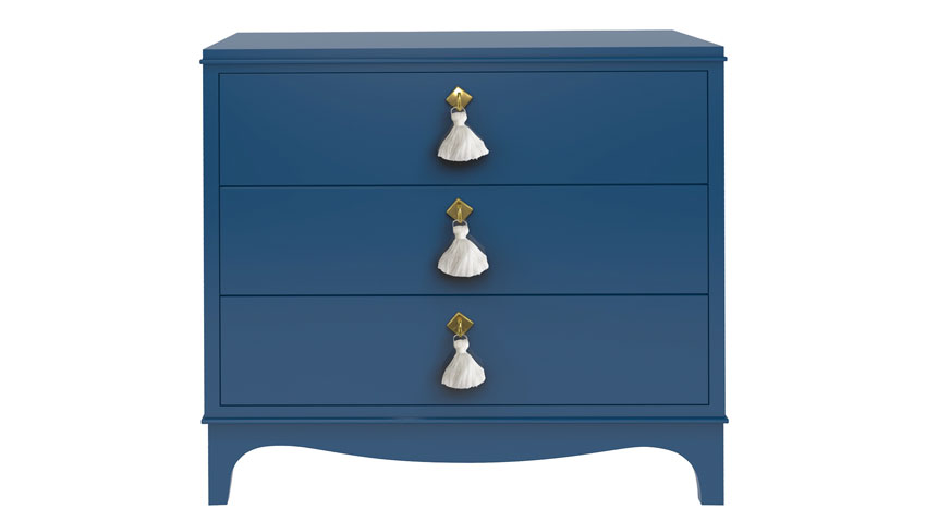 tassel drawer handles