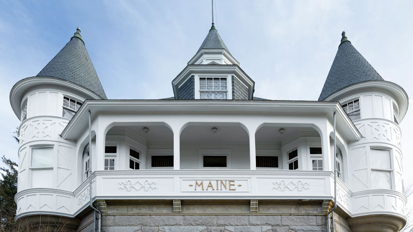 Maine State Building