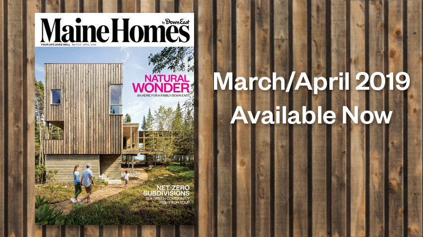 Maine Homes March/April