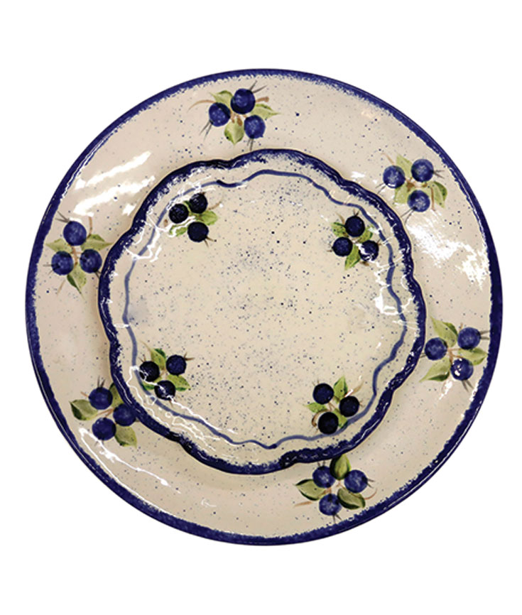 blueberry ware