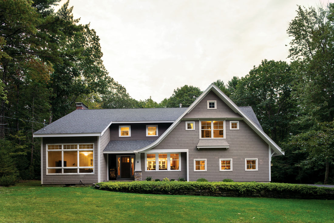 1965 Kennebunk Shingle-style home