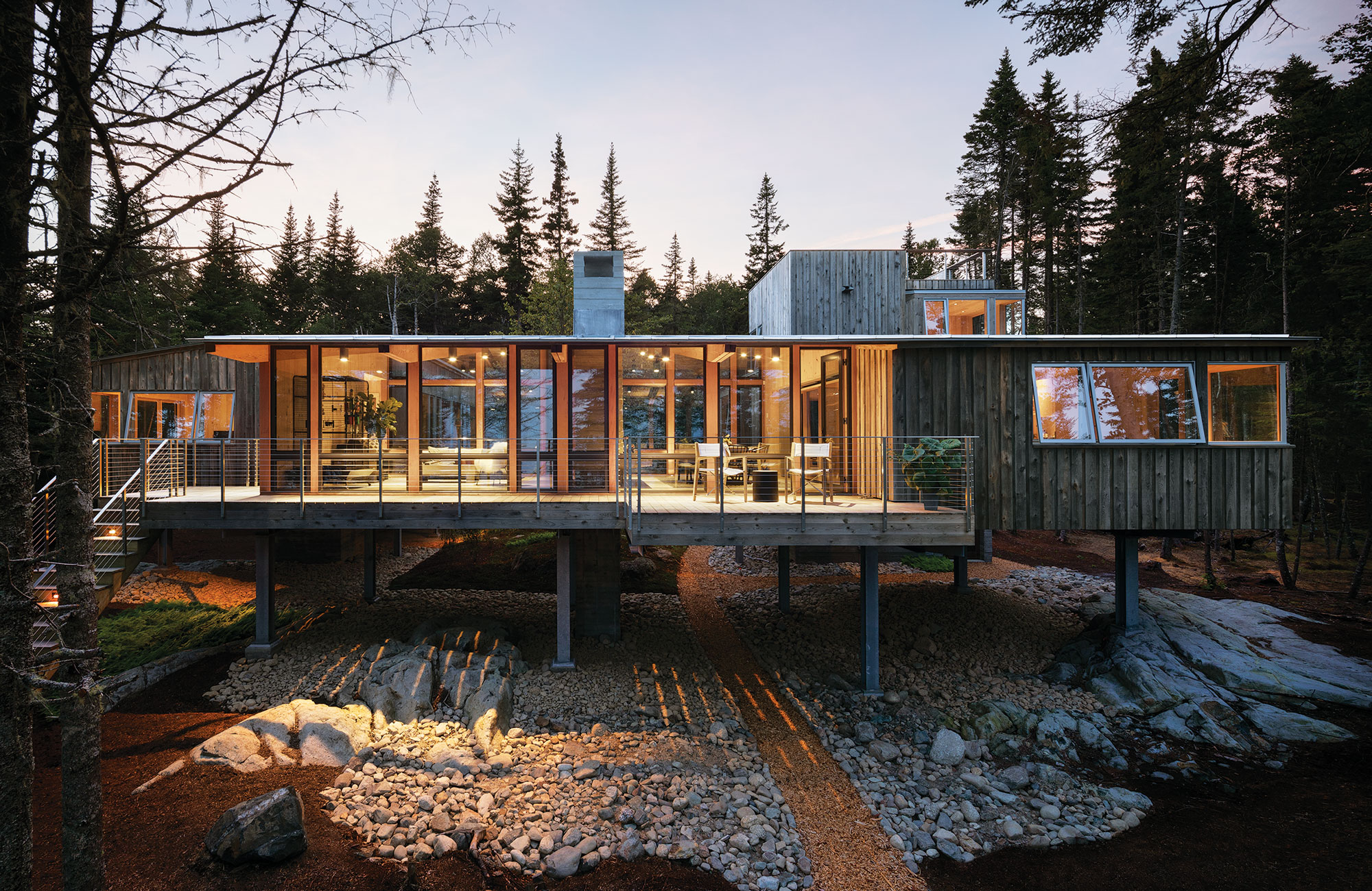 2019 Aia Maine Design Awards Maine Homes By Down East