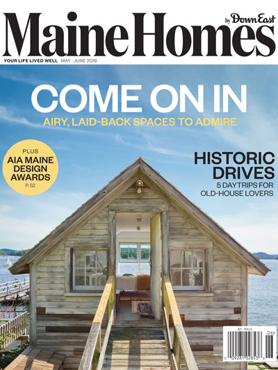 Maine Homes by Down East