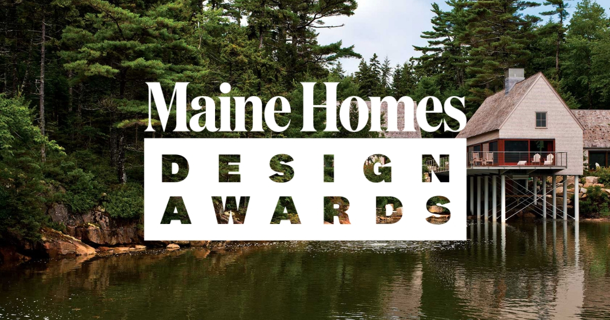 Maine Homes Design Awards | Maine Homes by Down East