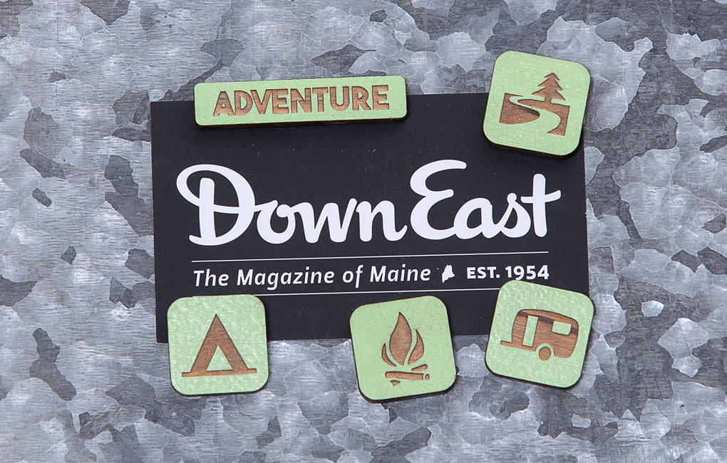 Adventure Magnet Set