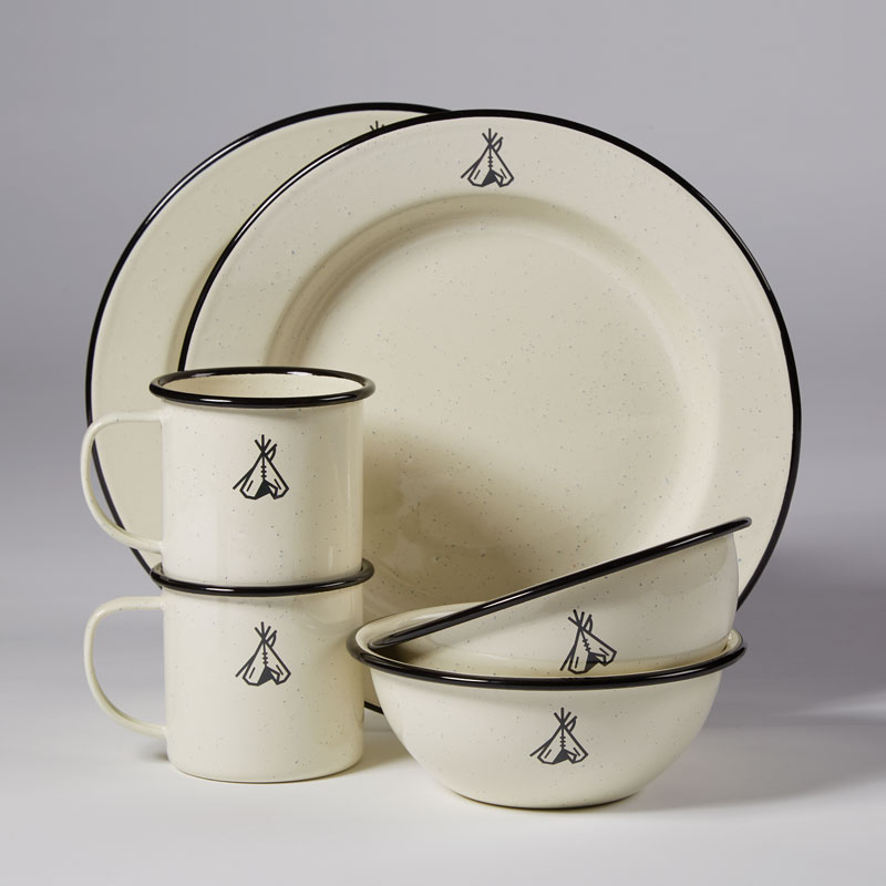 Camp dishes