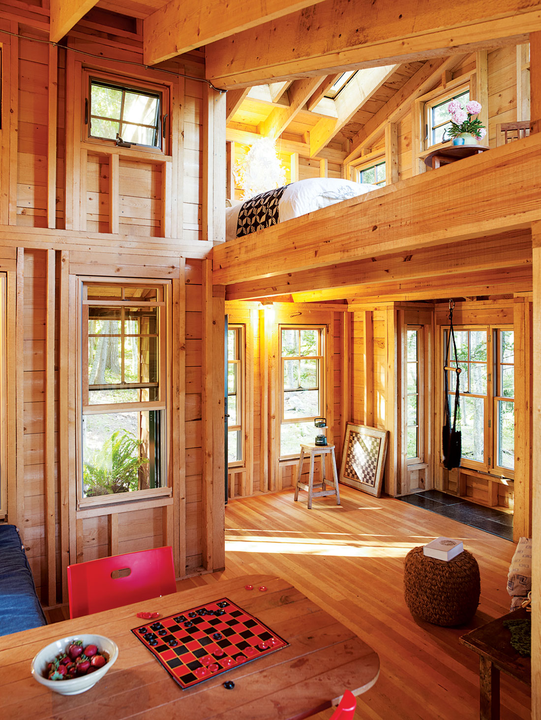 Maine cabin renovation tips